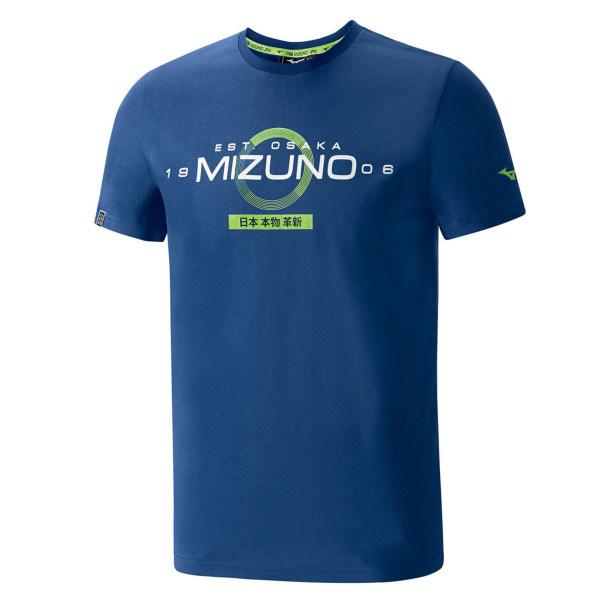 تی شرت ورزشی مردانه میزانو مدل K2EA608021