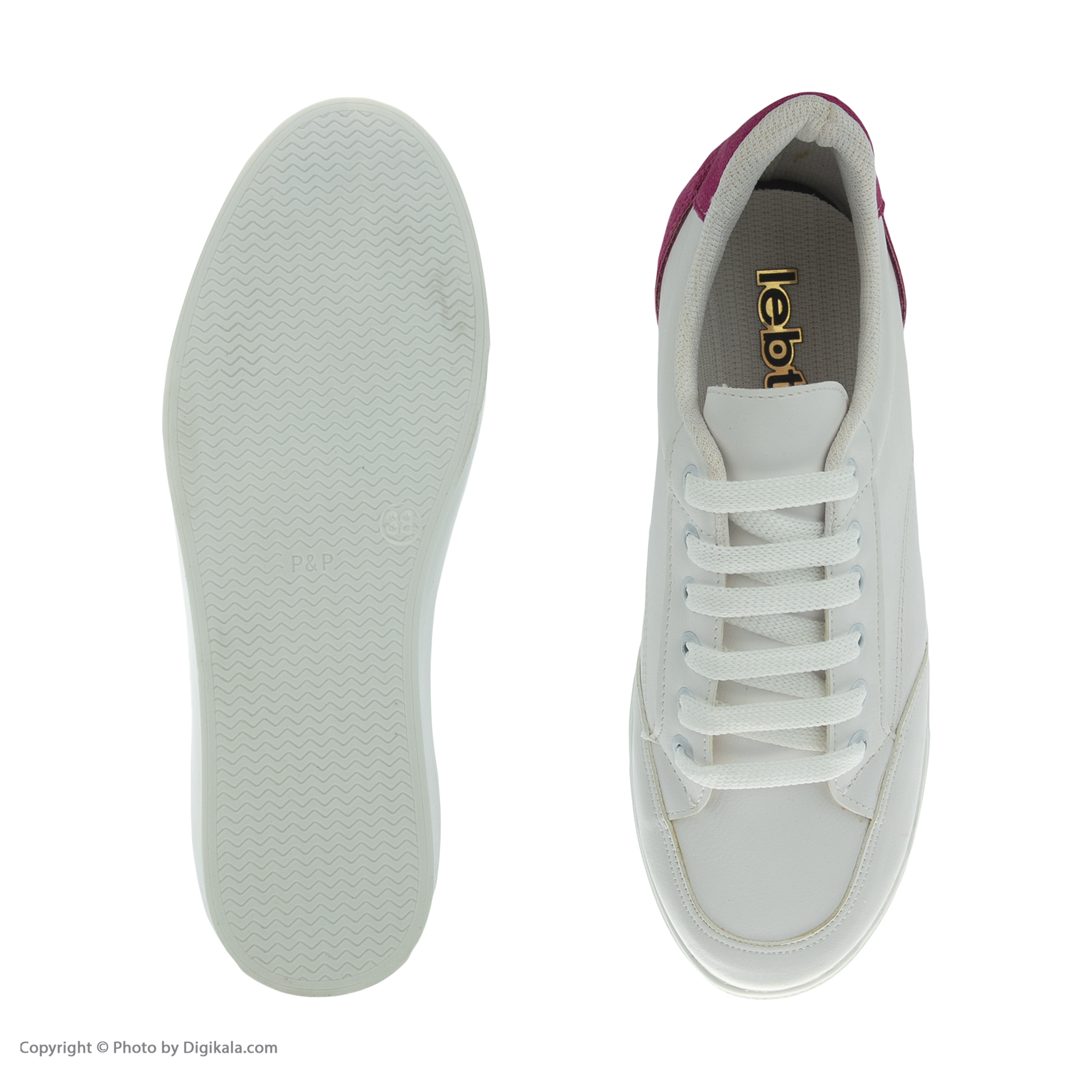 خرید                                      کفش روزمره زنانه لبتو مدل 1111-01