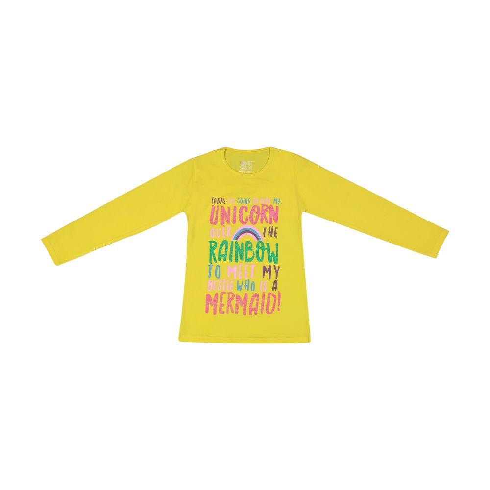 تی شرت دخترانه سون پون مدل 1391353-19