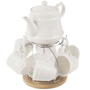 سرویس 14 پارچه چای خوری سیلویا مدل FY40207
