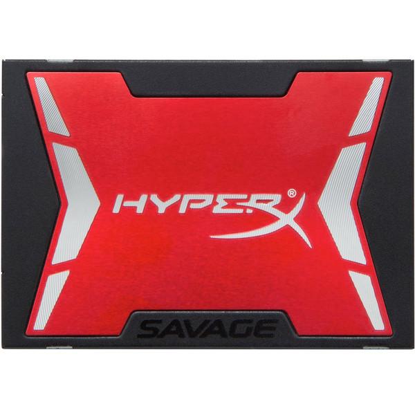 حافظه SSD کینگستون مدل HyperX Savage با ظرفیت 240 گیگابایت به همراه کیت ارتقا