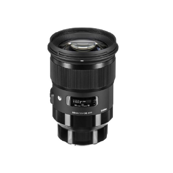 لنز سیگما مدل 50mm f/1.4 DG HSM Art for SONY Cameras Lens
