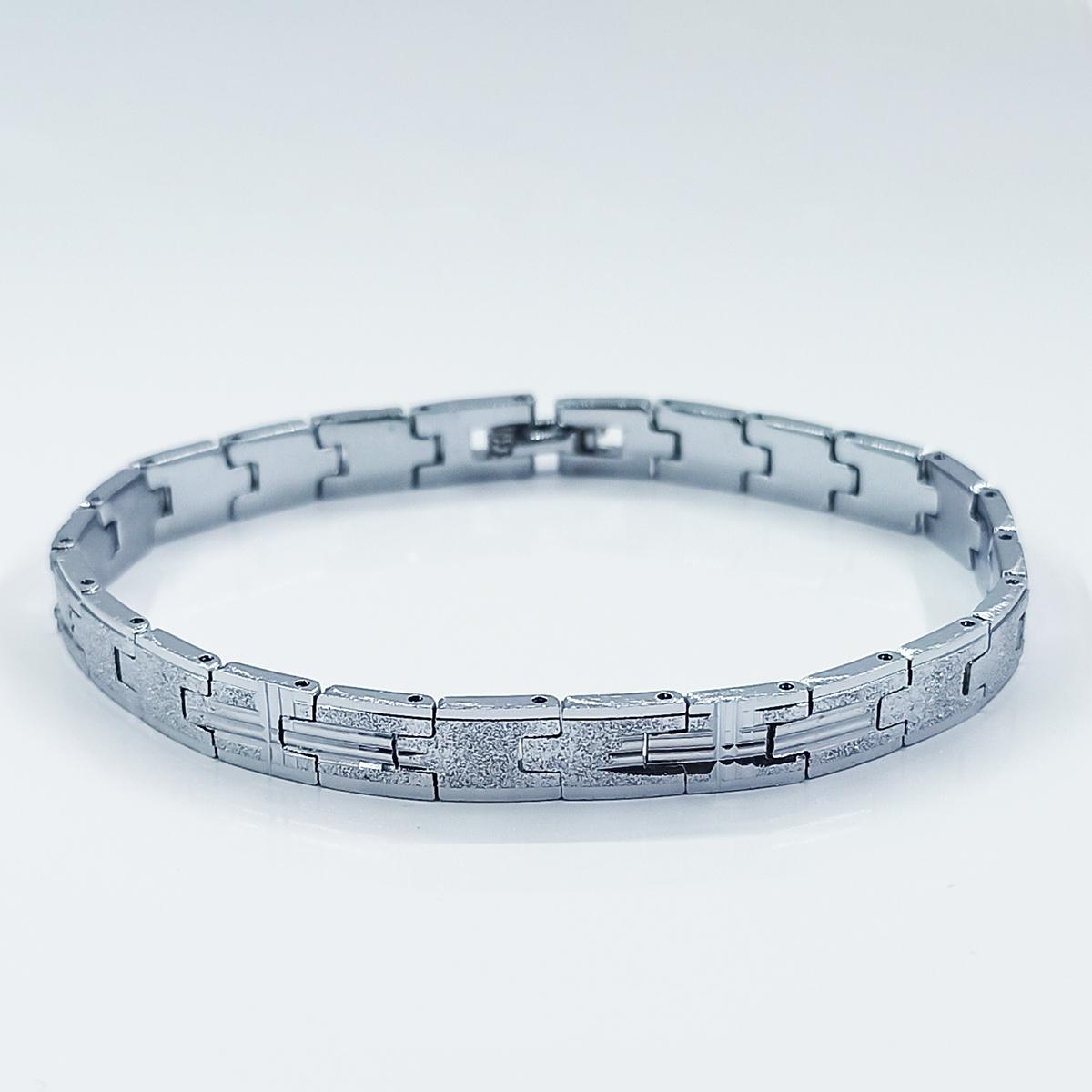 دستبند سلین کالا مدل استیل ce-As27