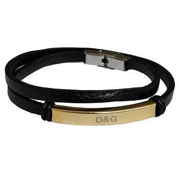 دستبند مردانه مدل H304