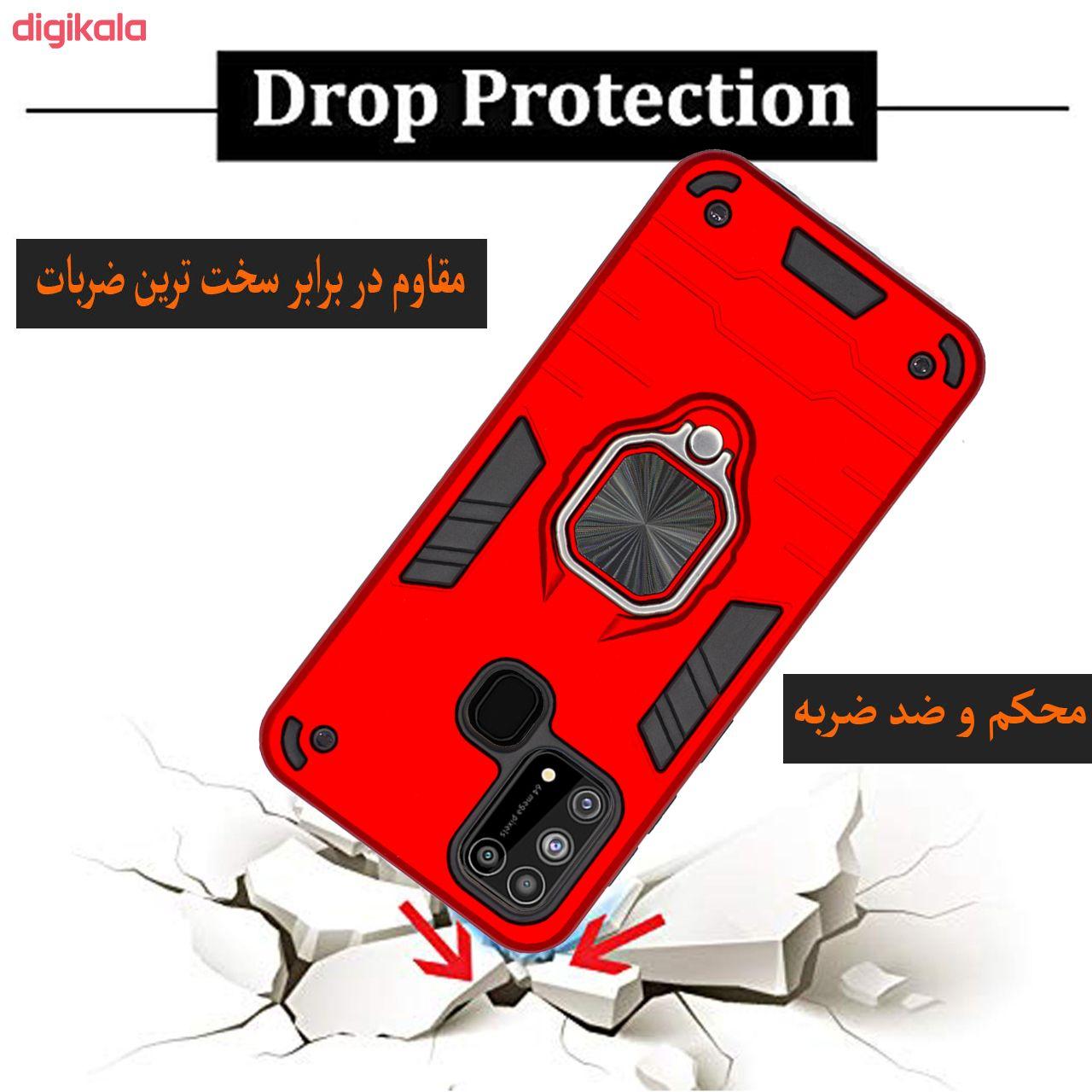 کاور کینگ پاور مدل ASH22 مناسب برای گوشی موبایل سامسونگ Galaxy M31 main 1 3