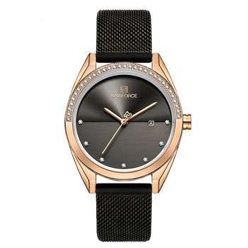 ساعت مچی عقربه ای زنانه نیوی فورس مدل NF5015L - ME-RZ