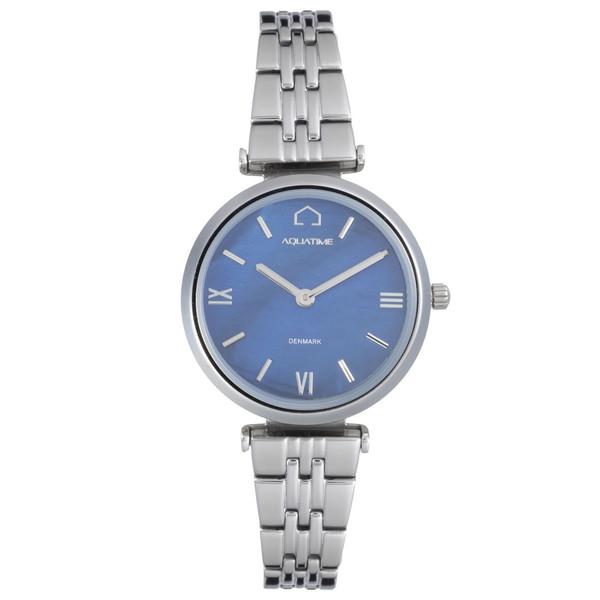 ساعت مچی عقربه ای زنانه آکوآ تایم مدل 3021105