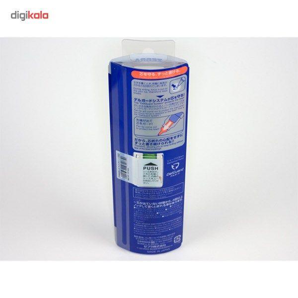 مداد نوکی 0.5 میلی متری زبرا مدل Delguard main 1 5