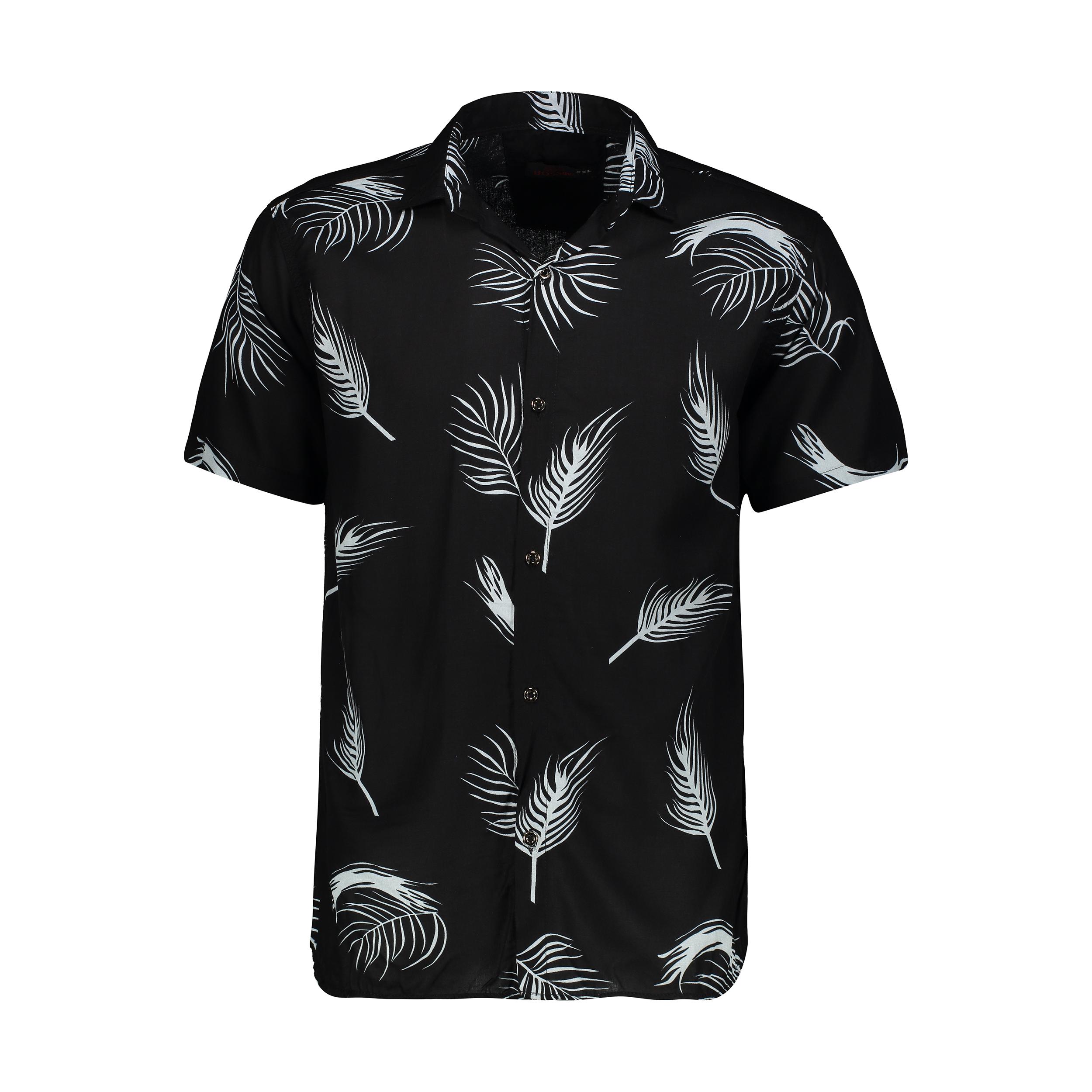 پیراهن پسرانه مدل هاوایی کد H06K
