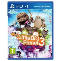 بازی Little Big Planet 3 مخصوص PS4