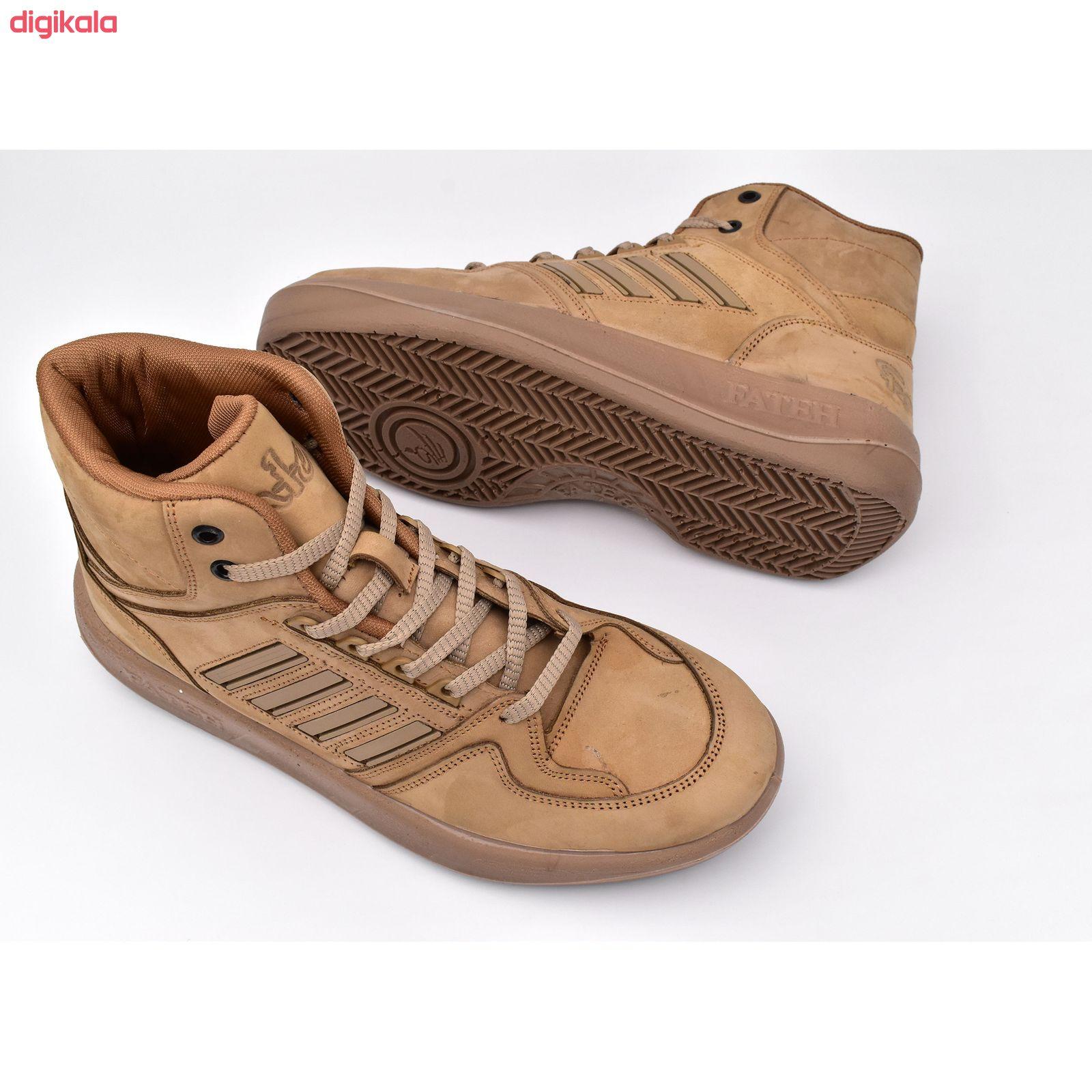 کفش طبیعت گردی مردانه فاتح مدل سنتر کد 8296 main 1 3