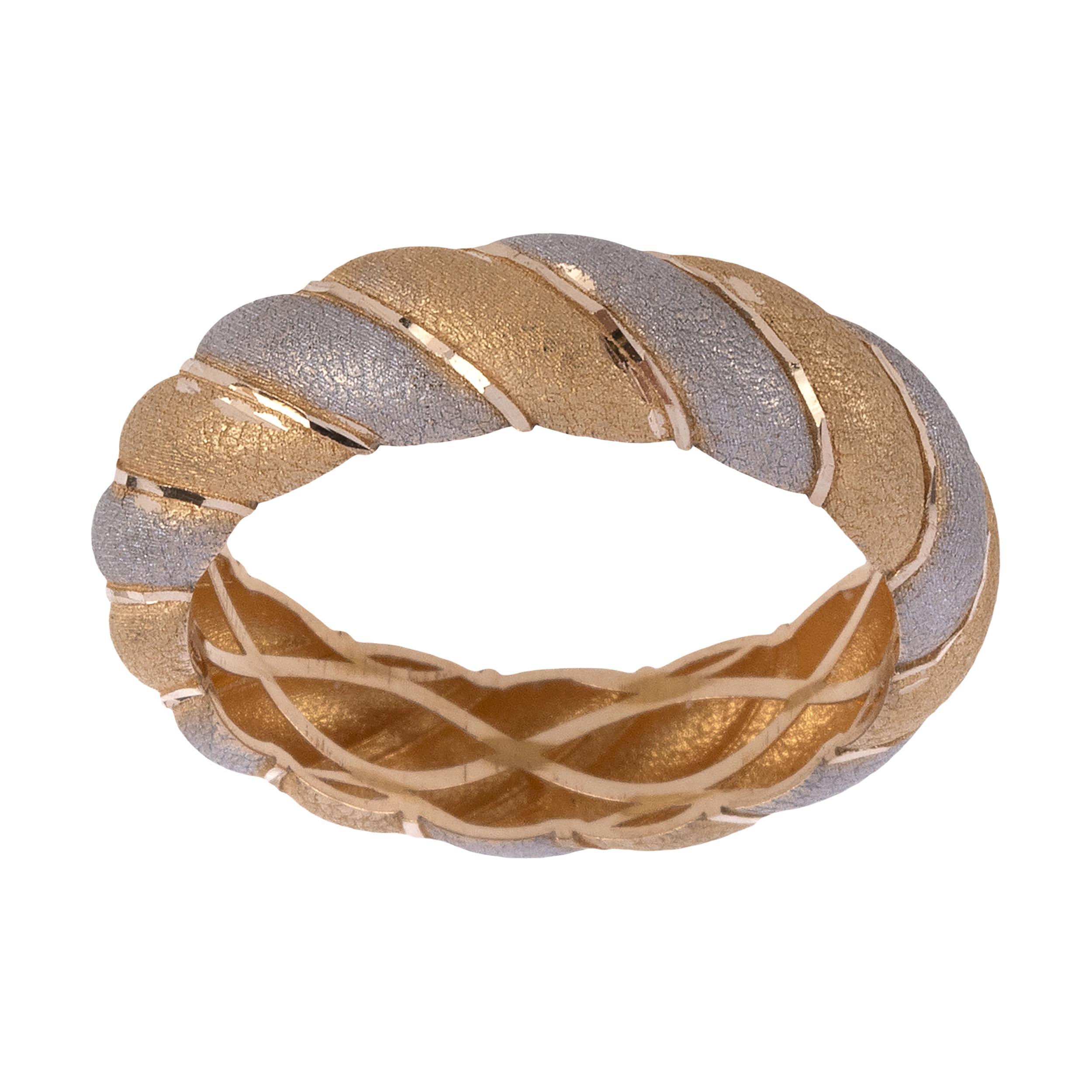 انگشتر طلا 18 عیار زنانه گالری یارطلا  مدل فیوژن  کد ANF20-16