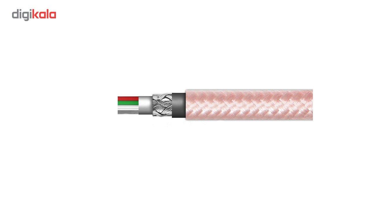 کابل تبدیل USB به لایتنینگ ای دیتا مدل Sync And Charge طول 1 متر main 1 8