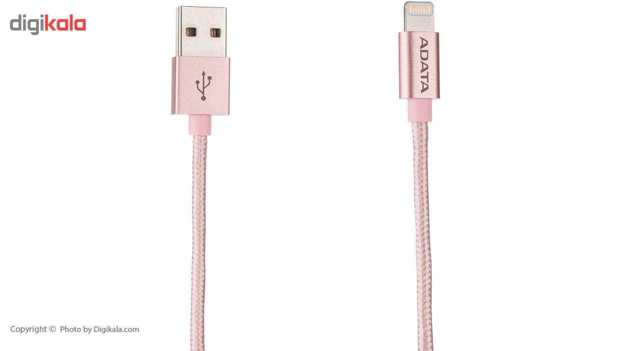 کابل تبدیل USB به لایتنینگ ای دیتا مدل Sync And Charge طول 1 متر main 1 10