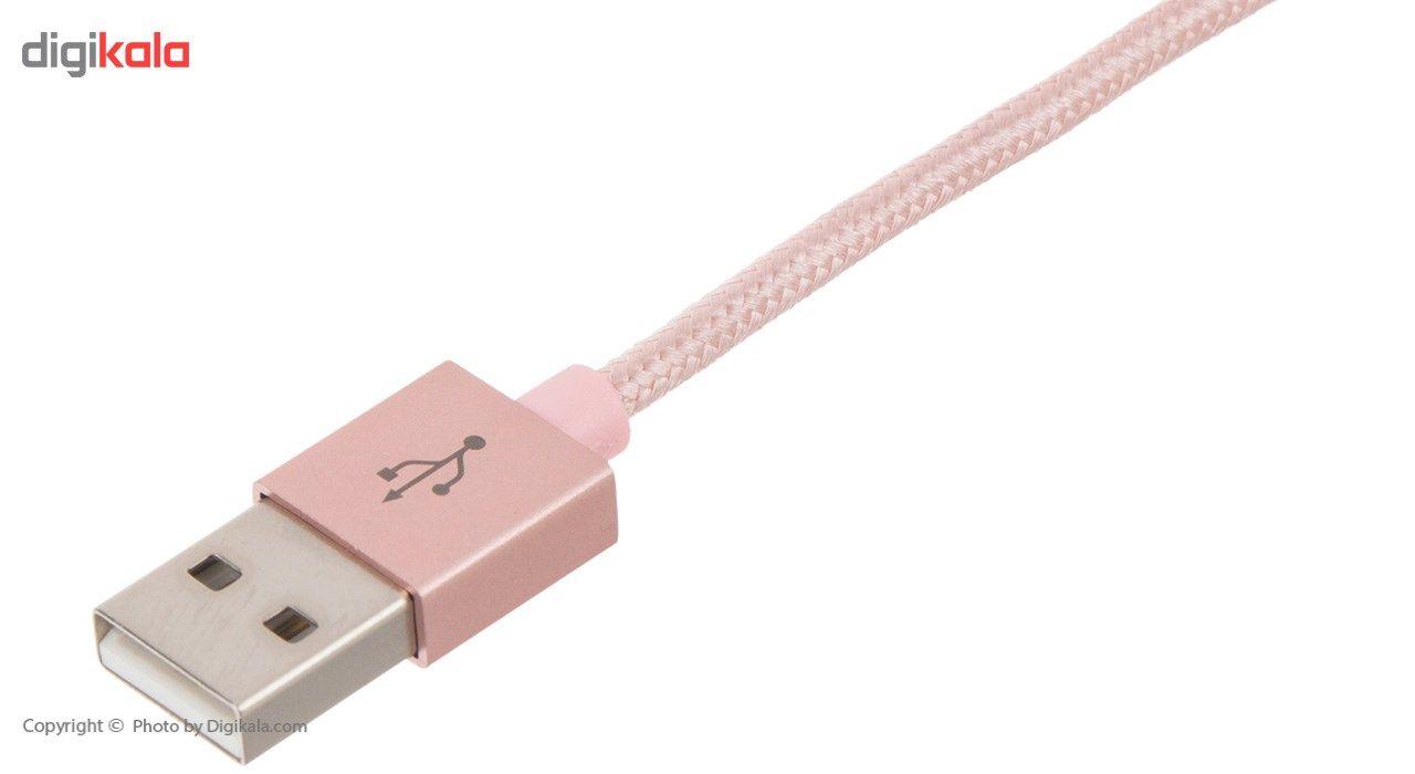 کابل تبدیل USB به لایتنینگ ای دیتا مدل Sync And Charge طول 1 متر main 1 11