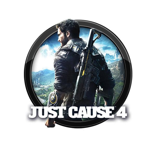 خرید اینترنتی [با تخفیف] برچسب کنسول بازی مدل Just Cause 4 اورجینال