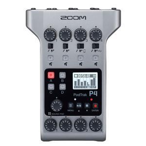 ضبط کننده حرفه ای صدا زوم مدل P4