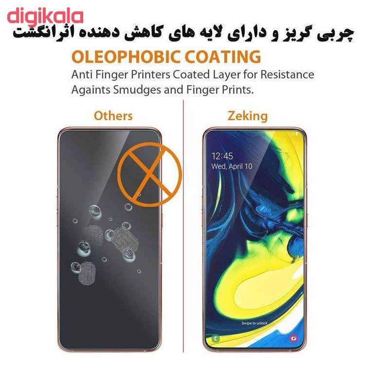 محافظ صفحه نمایش فوکس مدل PT001 مناسب برای گوشی موبایل سامسونگ Galaxy A80 main 1 14
