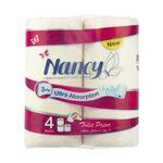 دستمال توالت نانسی بسته 4 عددی thumb