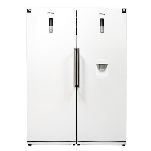 یخچال فریزر دوقلو امرسان مدل دیاموند RH20D & FN20D