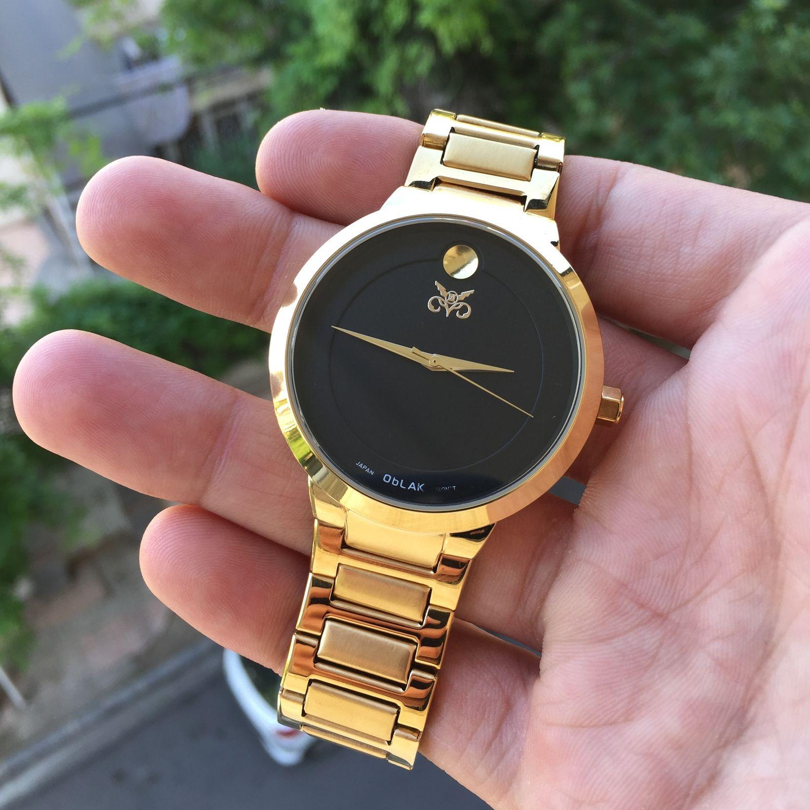 ساعت مچی عقربه ای مردانه اوبلاک مدل 72694 -  - 3