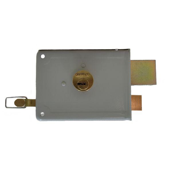 قفل حیاطی داهوا مدل 120-630