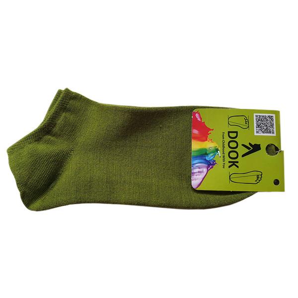 جوراب زنانه دوک کد SS_G رنگ سبز