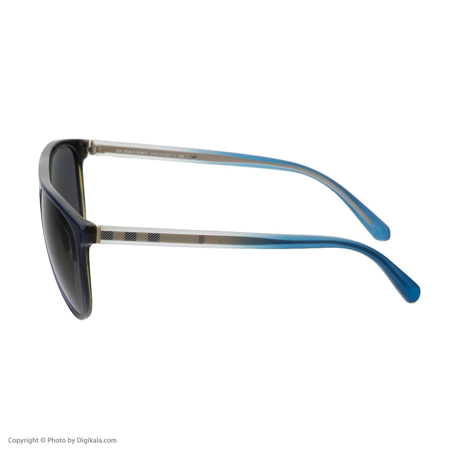 عینک آفتابی زنانه بربری مدل BE 4254S 366287 58 -  - 6