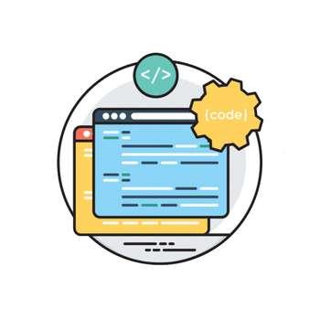 استیکر لپ تاپ لولو طرح برنامه نویسی کد 218