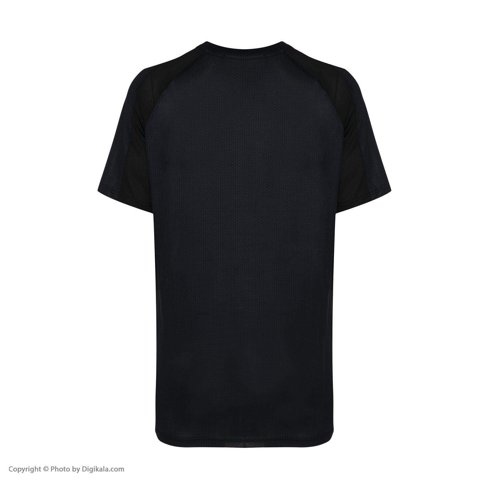 تیشرت آستین کوتاه مردانه مل اند موژ مدل KT0015-001 -  - 4