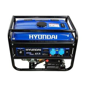 موتور برق هیوندای مدل HG5370-PG کد MHG