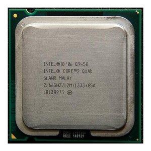 پردازنده مرکزی اینتل سری Core 2 Quad مدل Q9450 Tray