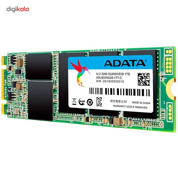 حافظه SSD ای دیتا مدل SU800 ظرفیت 1 ترابایت