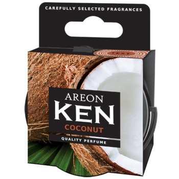 خوشبو کننده خودرو  آرئون مدل Ken با رایحه Coconut