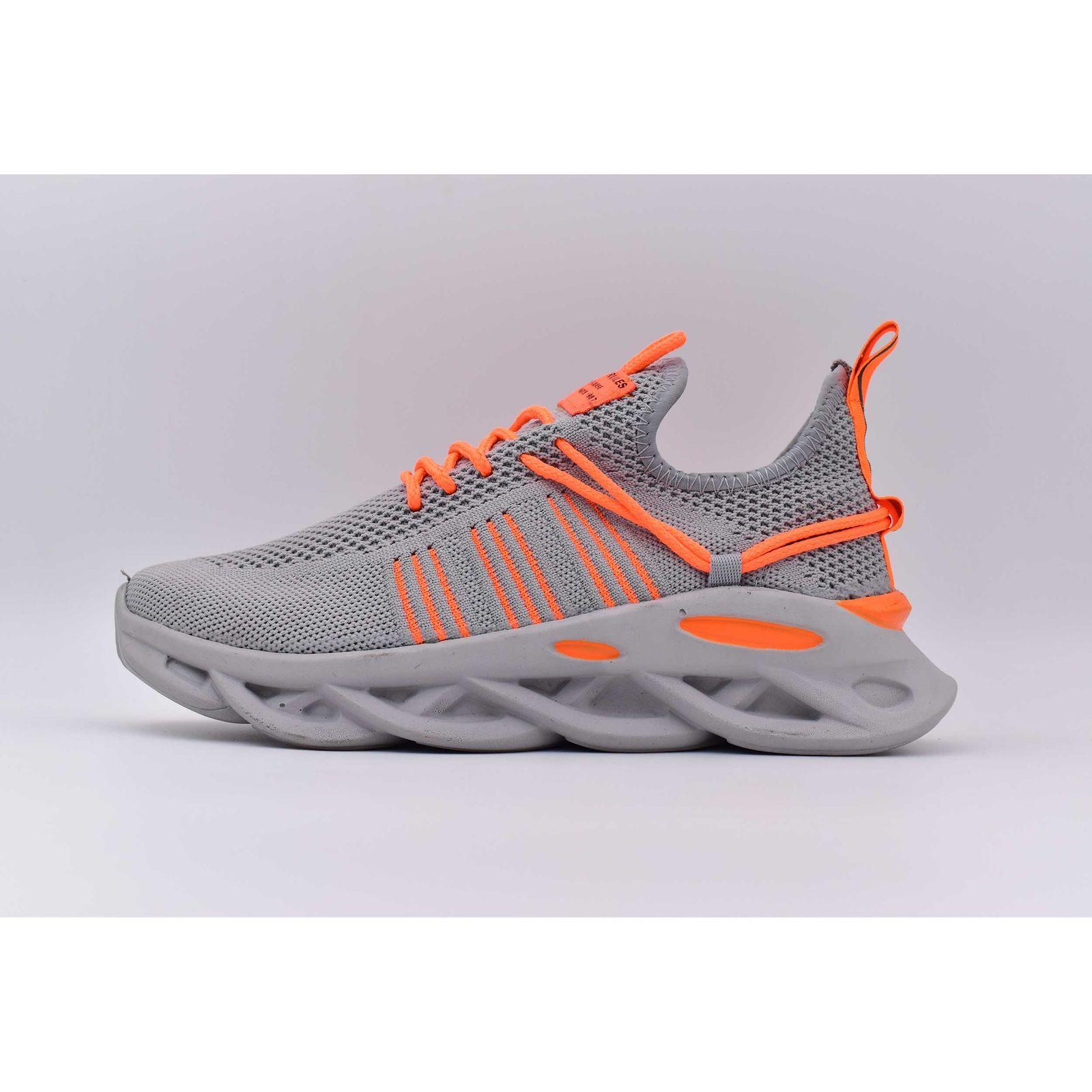 کفش دویدن مردانه مدل پارسا کد B1071-2 -  - 4