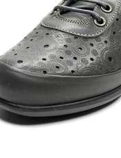 کفش روزمره زنانه آر اند دبلیو مدل 538 رنگ طوسی -  - 9