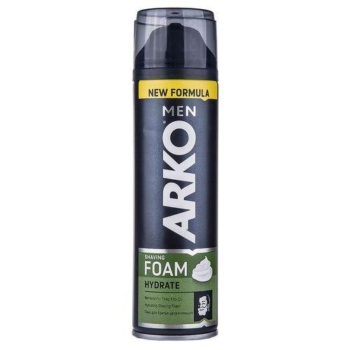 فوم اصلاح آرکو مدل Hydrate حجم 200 میلی لیتر