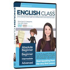فیلم آموزش زبان انگلیسی English Class 101 لهجه آمریکایی انتشارات نرم افزاری افرند
