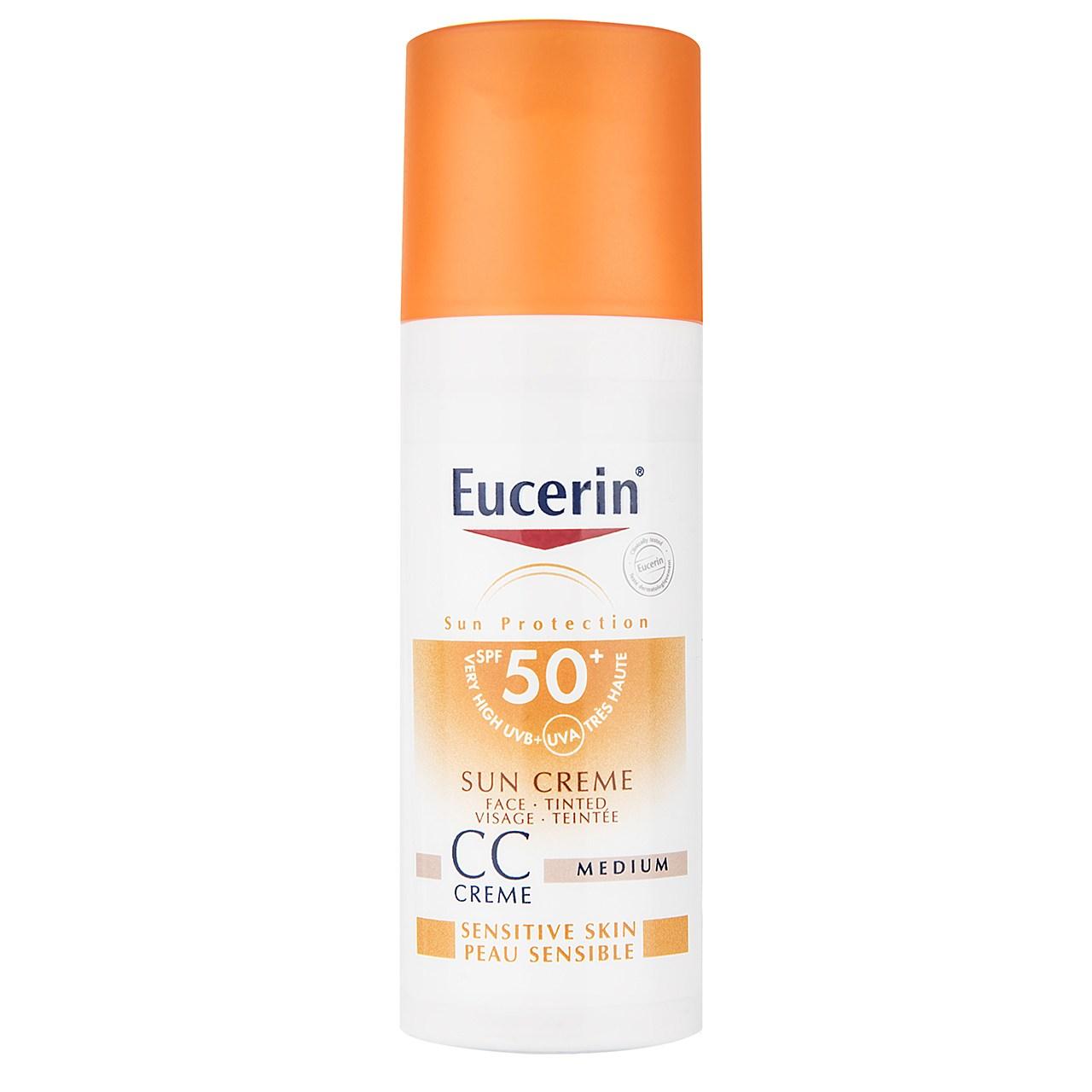 قیمت کرم ضد آفتاب رنگی اوسرین سری Sun Protection Spf50 حجم 50 میلی لیتر