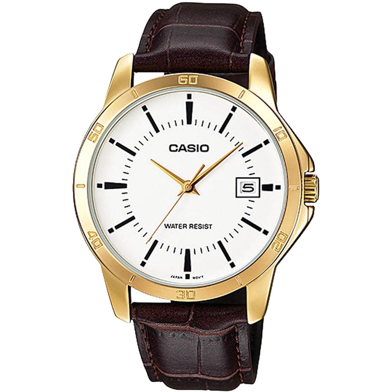 خرید ساعت مچی عقربه ای زنانه کاسیو مدل LTP-V004GL-7AUDF | ساعت مچی