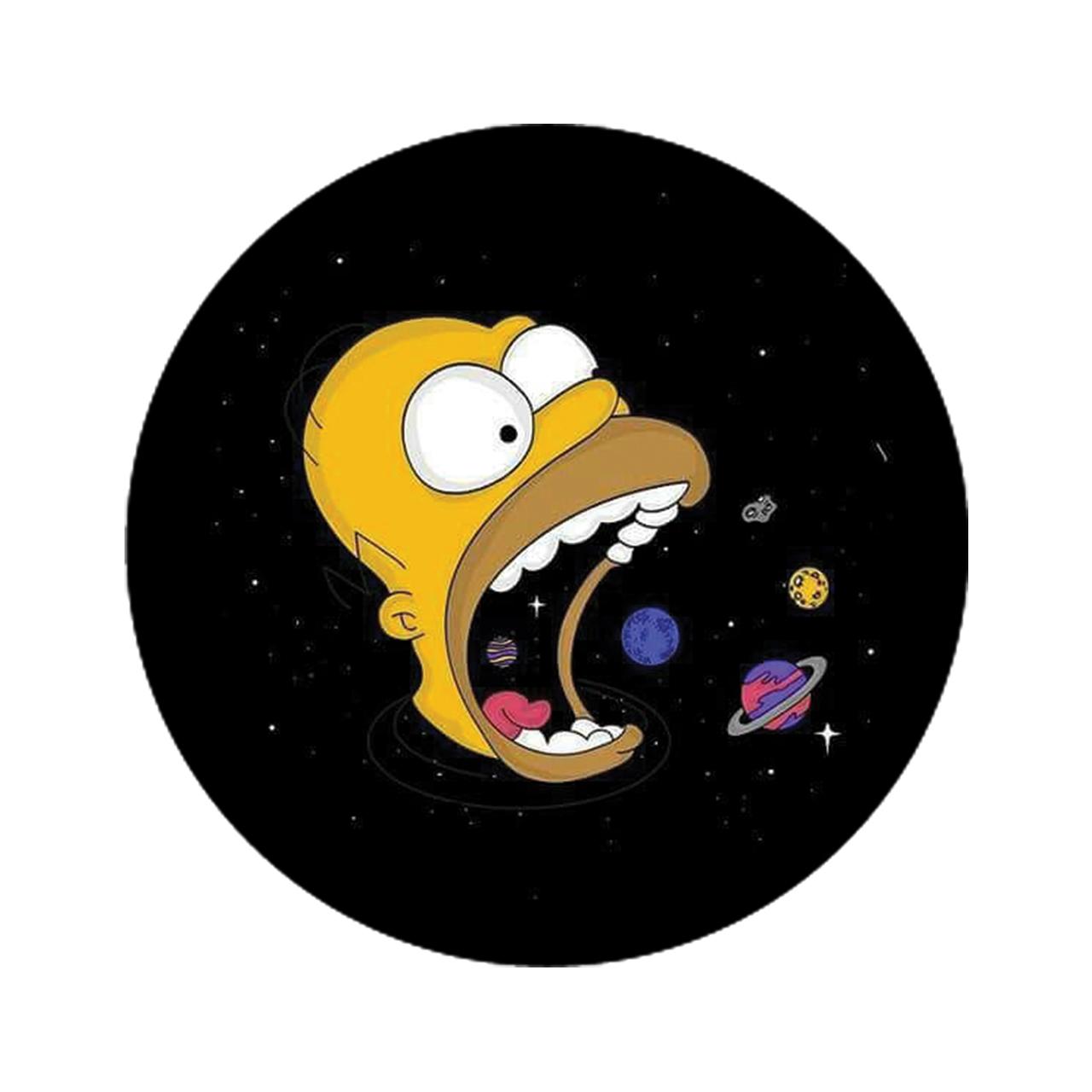 پیکسل مدل سیمپسون کد 446