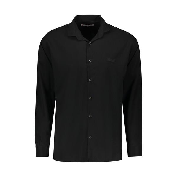 پیراهن مردانه کد M01 رنگ مشکی