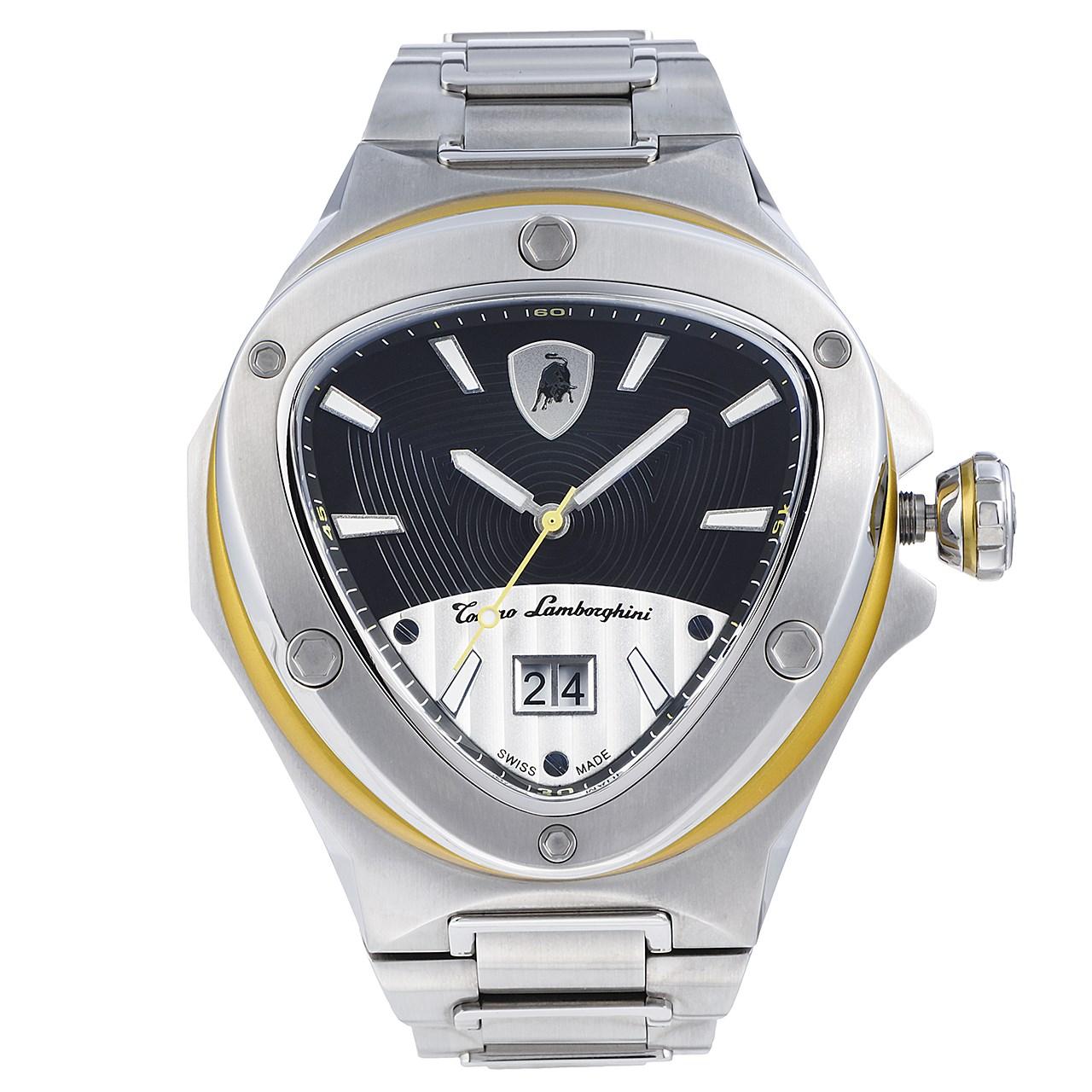 قیمت و خرید                      ساعت مچی عقربه ای مردانه تونینو لامبورگینی مدل TL-3022