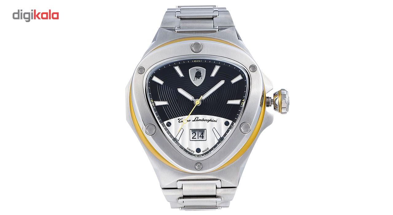 خرید ساعت مچی عقربه ای مردانه تونینو لامبورگینی مدل TL-3022