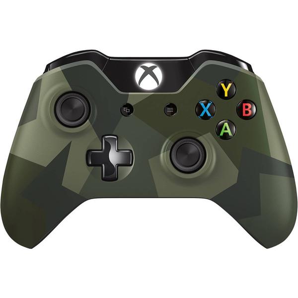 دسته بازی مایکروسافت مدل Armed Forces مناسب برای Xbox One