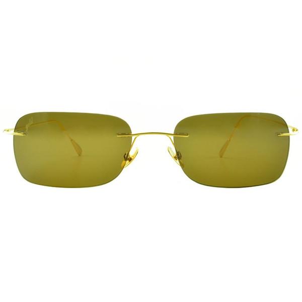 عینک آفتابی Nik03 سری Gold مدل Nk3300 Rgp