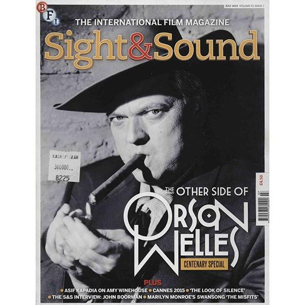 مجله Sight & Sound - جولای 2015