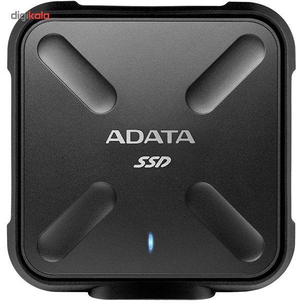 حافظه SSD ای دیتا مدل SD700 ظرفیت 512 گیگابایت main 1 1