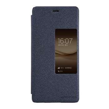 کیف کلاسوری نیلکین مدل New Leather Sparkle مناسب برای گوشی موبایل هوآوی P9 Plus