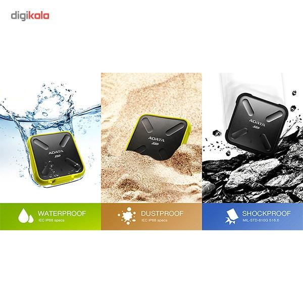 حافظه SSD ای دیتا مدل SD700 ظرفیت 512 گیگابایت main 1 2